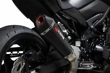 Kawasaki Z900 Serket Taper Carbon Fibre slip-on Exhaust 2020 onwards