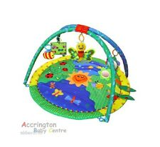 Beautiful Garden Baby Play Mat / Gym / Large size colorful mat / Musical & Light