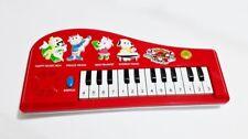 24 Llaves Niños Luces Y Sonidos Musical Juguete Animal Letras órgano Piano Bar Juguete Regalo