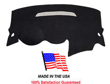 2017 Chevy Cruze Black Carpet Dashboard Cover CH120-5 - No Collision Warning