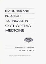 Diagnosis and Injection Techniques in Orthopedic Medicine-ExLibrary