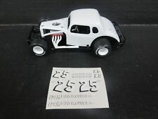 #30 Bobby Geldner Modified 1/25th scale Die-Cast donor kit