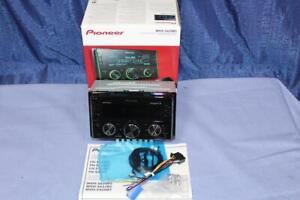 Pioneer MVH-S620BS Digital Media in-Dash Receiver Bluetooth iPhone/Android