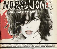 Little Broken Hearts, 2012  Norah Jones CD NEW