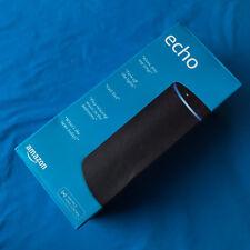 New Amazon Echo (2nd Generation) Smart Assistant -Charcoal Fabric ✔Ships Same Da