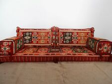 Arabic Floor Seating,Arabic Floor Sofa,Arabic Majlis,Arabic Sofa ONLY COVERS !!