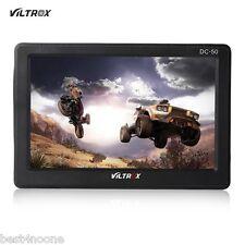 Viltrox DC 50 Portable 5 Inches 480P Clip-on Color LCD Monitor HDMI for Camera