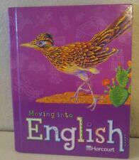 Moving into English 5th Grade 5 HARCOURT TEXT VOCABULARY Language Art HOMESCHOOL