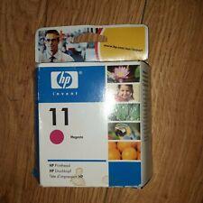 Genuine C4812A Hp Invent 11 Ink cartridge, magenta, pink C4812A
