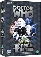 Doctor Who  The Rescue   The Romans [DVD]