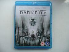 Dark City, Directors Cut (Blu-ray, 2008) Alex Proyas, Rufus Sewell, UK release