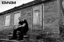 EMINEM SITTING ON A STEP POSTER (61x91cm)  PICTURE PRINT NEW ART