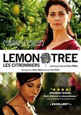 Lemon Tree (DVD) Hiam Abbass NEW