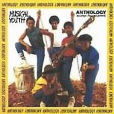Musical Youth Anthology w/ Artwork MUSIC AUDIO CD 1994 One Way Album Jody Watley