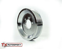 Vauxhall Astra C20XE C20LET GSI Multi Groove Bottom Crank Bulley Lightweight