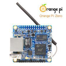 Open-source Orange Pi Zero H2 Quad Core 256MB Development Board RAM Raspberry Pi
