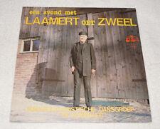 LP : Een avond met Laamert oet Zweel M.M.V Folkloristische Dansgroep de Korenaer