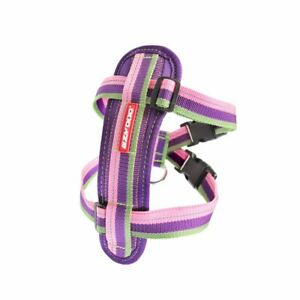 EZYDOG HIGH QUALITY CHESTPLATE HARNESS WITH FREE SEATBELT ATTACHMENT (BUBBLEGUM)