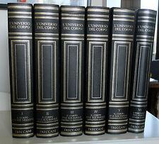 Enciclopedia Italiana Treccani: Universo del corpo Treccani 6 volumi