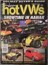 Dune Buggies Hot VW's Show Time In Hawaii Volks Bugs Jan 2016 FREE SHIPPING