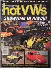 Dune Buggies Hot VW's Show Time In Hawaii Jan 2016 FREE SHIPPING!