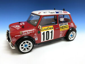 Tamiya Mini Cooper '94 Monte-Carlo #58483 Built-Up Shelf Queen