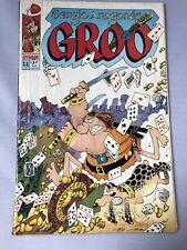 SERGIO ARAGONES' GROO #11 - IMAGE COMICS - October 1995