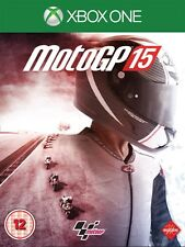MotoGP 15 [Xbox One XB1, Region Free, Motorcycle Racing Sports Game] NEW