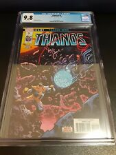THANOS #14 CGC 9.8 NM/M Cosmic Ghost Rider 1st Print Donny Cates HOT