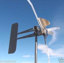 X3 LITE WindWalker  breeze wind turbine 12 DC  BEST FOR LOW WINDS - LARGE BLADE