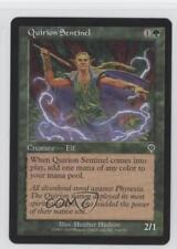 2000 Magic: The Gathering - Invasion Booster Pack Base #204 Quirion Sentinel q0l