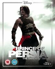 PRINCE OF PERSIA The Sands of Time BLURAY Disney Limited in Inglese NEW .cp