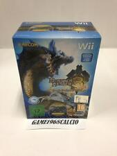 MONSTER HUNTER 3 TRI CLASSIC CONTROLLER PRO PACK NINTENDO WII NEW