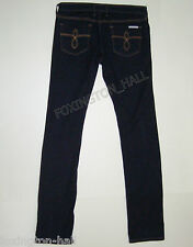 "BEAUTIFUL SASS&BIDE LOW RISE STRAIGHT LEG DARK BLUE DENIM JEANS 29 ""STRAIGHT UP"""