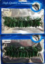 """2 Pks Bass Trout Soft Fishing Bait Frogs Lures 1.5"""" NEW"""