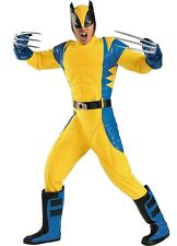 Wolverine XMen Days of Future Past Rental Quality Adult Costume Size 42-46 50363