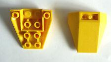 Lego 4855 2 x gelbe Schrägsteine 4x4 aus 10159  7994 7186 7243 7660 6545 6597