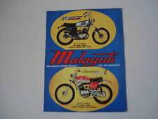 advertising Pubblicità 1972 MALAGUTI HOMBRE/CAVALCONE