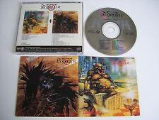 Protettore Leviatano IL DESIDERIO/paracentrotus il folle CD 1989/1990 MEGA RARE ORIGINALE. il Giappone!!!