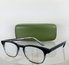 Masunaga 049 Dark Grey Clear Eyeglasses