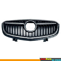 Fit For 2019-2020 Buick Envision Front Bumper Upper Grill Grille Chrome New