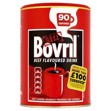 Bovril Beef Flavoured Drink 450g | CATERING SIZE GRANULES TUB - 90 SERVINGS