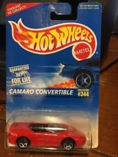 1997 Hot Wheels Camaro Convertible #344