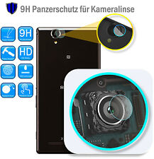 ✅ Camera Lens HD+ 0.2mm Gorilla Curb Safety Glass For sony Xperia T2 Ultra