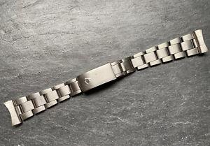 Rolex 7835 Oyster Bracelet 357 end links 19mm