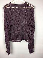 Neues AngebotZara lila Pullover Größe S