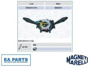 Steering Column Switch for FIAT MAGNETI MARELLI 000043131010