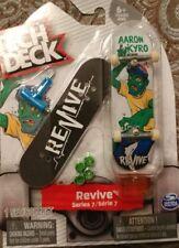Tech Deck RARE Aaron Kyro Zombie Series 7 Revive Fingerboard Skateboard Deck Toy