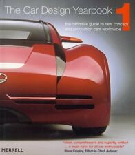 Car Design Yearbook 1: The Definitive Guide to New