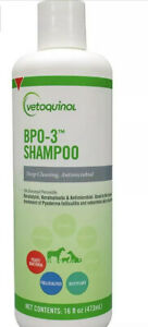 DERMO SHAMPOO - mange, mites, itchy, antibacterial, hair regrowth, yeast infecti